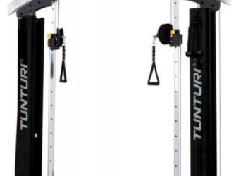 Tunturi 4 in 1 Cable Cross Unit Platinum !
