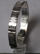 Zilveren Armband Art deco stijl