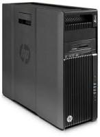HP Z640 2x Xeon 10C E5-2687 V3, 3.1Ghz, 512GB SSD
