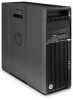 HP Z640 2x Xeon 12C E5-2680 V3, 2.5Ghz, 512GB SSD