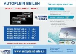 Autoruitschade en autoruitreparatie bij Autoplein Beilen