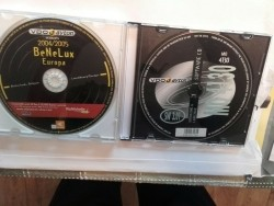 VDO Dayton navigatie CD's