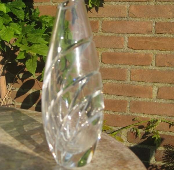 Kristallen Vaas [Nieuw]