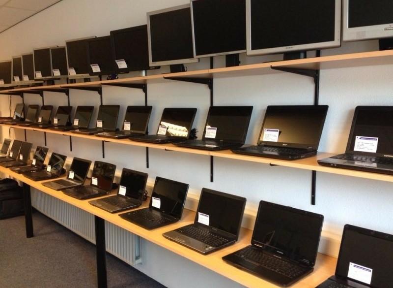 Reparatie van laptops, notebooks en computers
