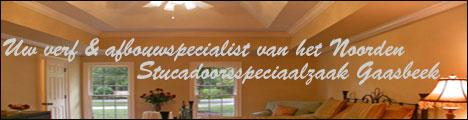 Stucadoorsspeciaalzaak Gaasbeek