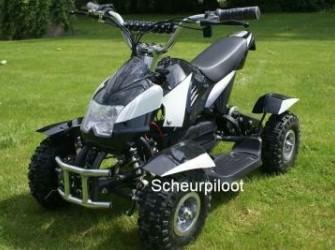 Stoere Quad Electrisch, 36V 500W motor ***NIEUW***