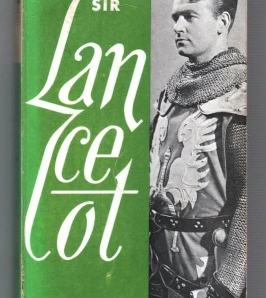 Pocket Lancelot,Topaas Reeks,1964,189 blz.4 film foto's,zgs…