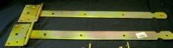 2 zware kruishengen, 50 cm lang 4 mm dik,NIEUW