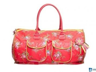 30% korting op de Room Seven Weekend Bag.