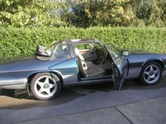 Jaguar - XJS Cabriolet BELASTINGVRIJ