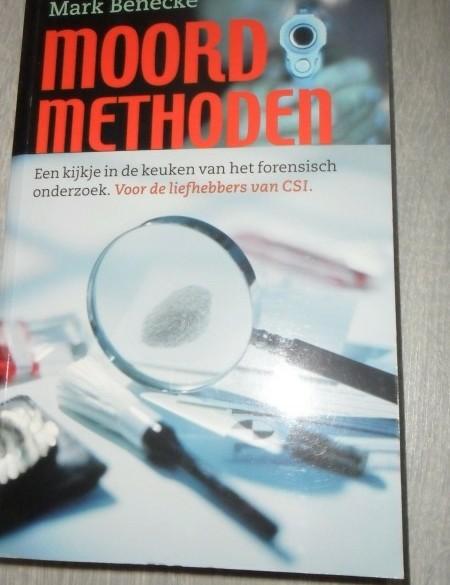 Moord Methoden/Mark Benecke