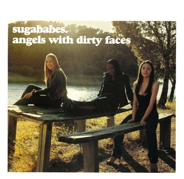 Sugababes - Angels with dirty faces album