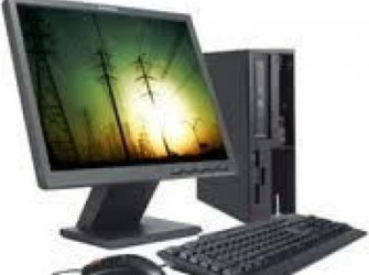 "BACK to SCHOOL aanbieding 19"" TFT + PC (2 x 3.0)"