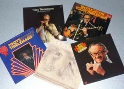 Collectie van 210 LP's JAZZ