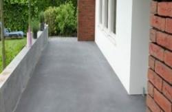 Jager Afbouw maakt betonlook vloeren, beal mortex