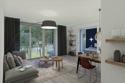 Appartement Eef Kamerbeekstraat|63m² | €1050