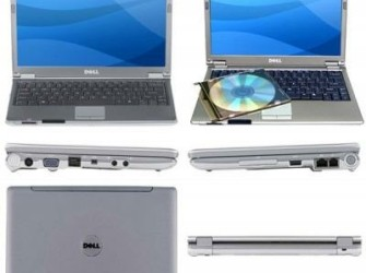 "KOOPJE !!! Dell d410 Mini Laptop - centrino-12,1"""