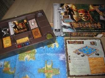 Pirates of the caribbean DVD editie spel