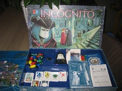Incognito spel