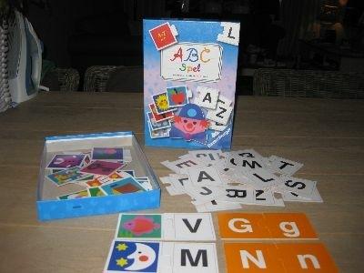 ABC Spel van Ravensburger