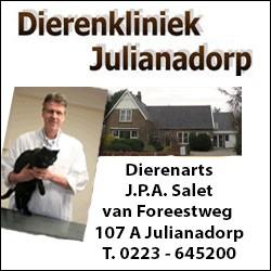 Dierenkliniek Julianadorp