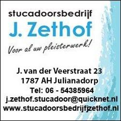 Stucadoorsbedrijf J. Zethof