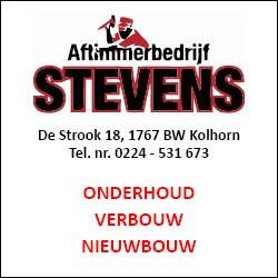 Aftimmerbedrijf Stevens