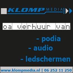 Klomp Media verhuur LED schermen