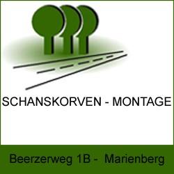 Schanskorven Montage