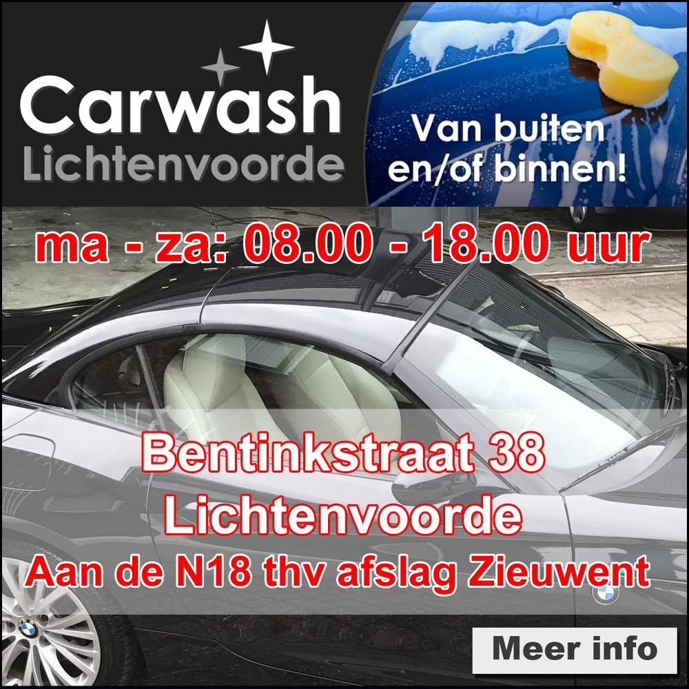 Klik hier voor info over Carwash Lichtenvoorde