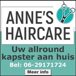 Klik hier voor Anne's Haircare