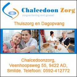 Chalcedoon Zorg, uw betrouwbare thuiszorg organisatie