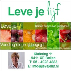 voeding - leefstijl - orthomoleculaire therapie