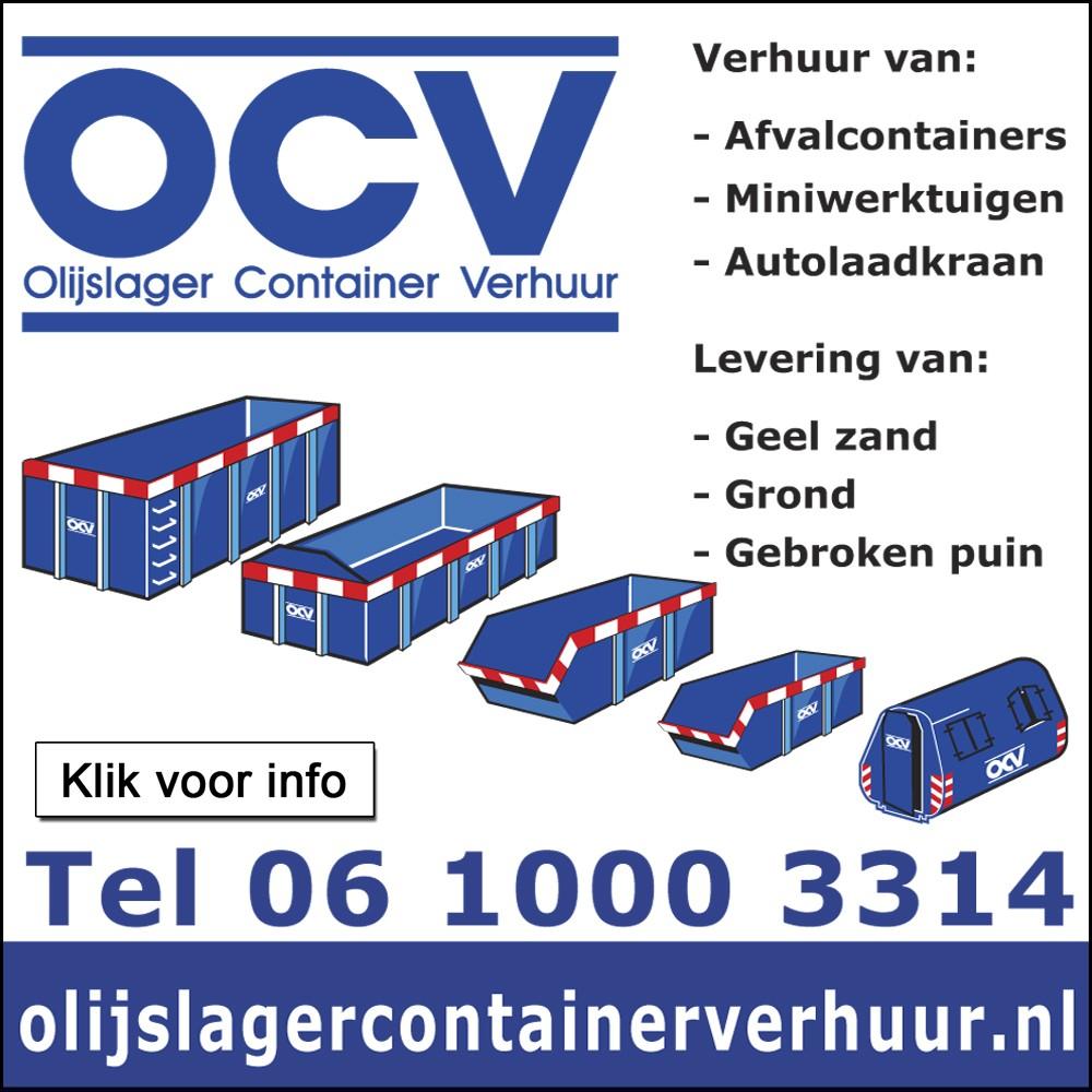 Klik hier voor info over OCV Containerverhuur