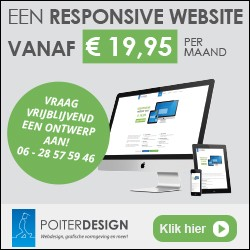 Poiter Design, webdesign, grafische vormgeving en meer