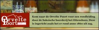 Orvelte Poort, de Saksische Boerderij het Ottenshoes