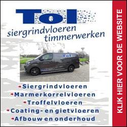 Tol Siergrindvloeren & Timmerwerken, kwaliteit sinds 1989