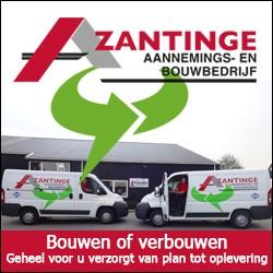 Zantinge Bouwbedrijf, AANBOUW, VERBOUW EN ONDERHOUD