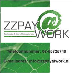 ZZPAY@Work, Facturatie & Bemiddelingsbureau