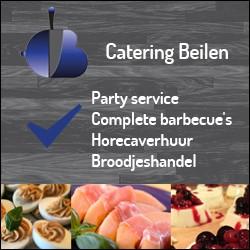 Catering Beilen, uw adres voor feesten zonder zorgen!