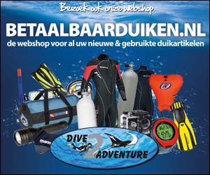 Dive2Adventure, webshop voor al uw duikspullen