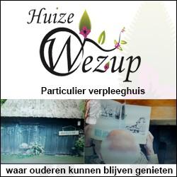 Huize Wezup in het Drentse esdorp Wezup