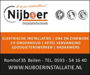 Nijboer Installatietechniek, ALLROUND INSTALLATIEBEDRIJF