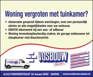 Vosbouw is een allround aannemersbedrijf sinds 1982.