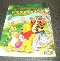 Stripboek Winnie the Poeh