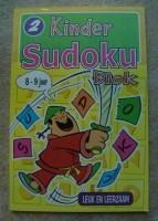 Sudoku blok voor kinderen