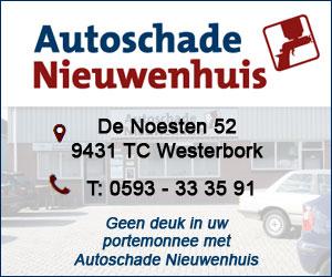 Geen deuk in uw portemonnee met Autoschade Nieuwenhuis