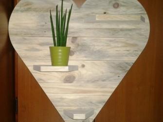 """Hart van hout type A (horizontaal """"dicht"""")"""