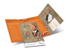 Nederland 10 Euro 2017 Willem Alexander 50 Jaar Zilver Proo…