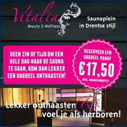 Vitalia Beauty & Welness, Westerbork